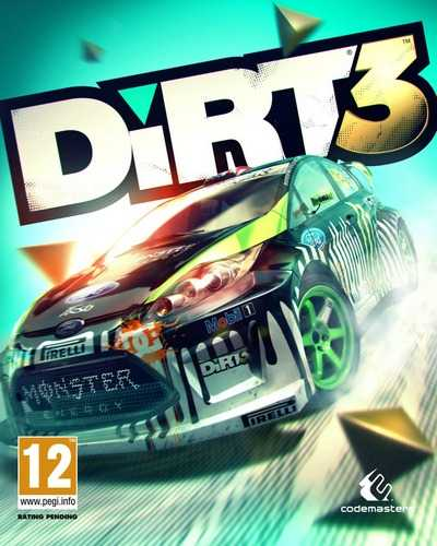 DiRT 3 (2011/ENG/RePack by v1nt)