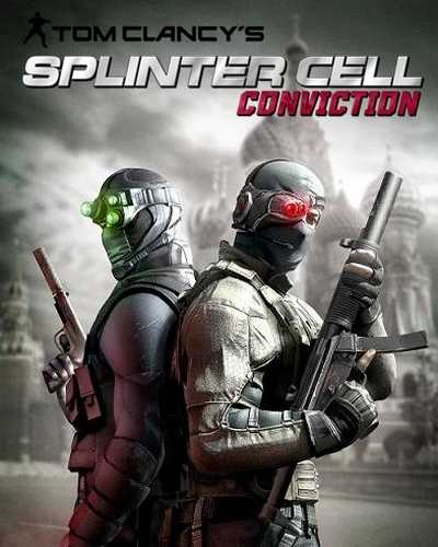 Tom Clancy's Splinter Cell: Conviction [v.1.04](2010/RUS/ENG/Rip by v1nt)