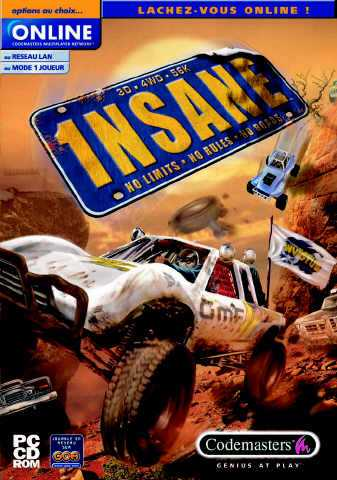 Insane 2 (2011/Demo)