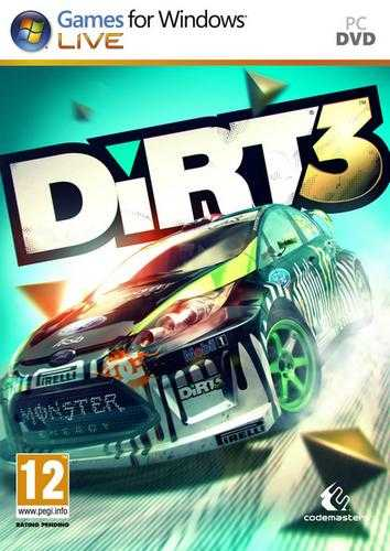 Dirt 3 (2011/RUS/ENG/Repack by Fenixx)
