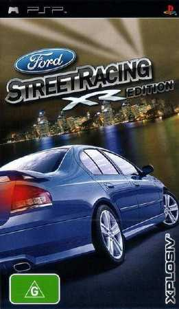 Ford Street Racing XR Edition (RUS/2007/PSP)